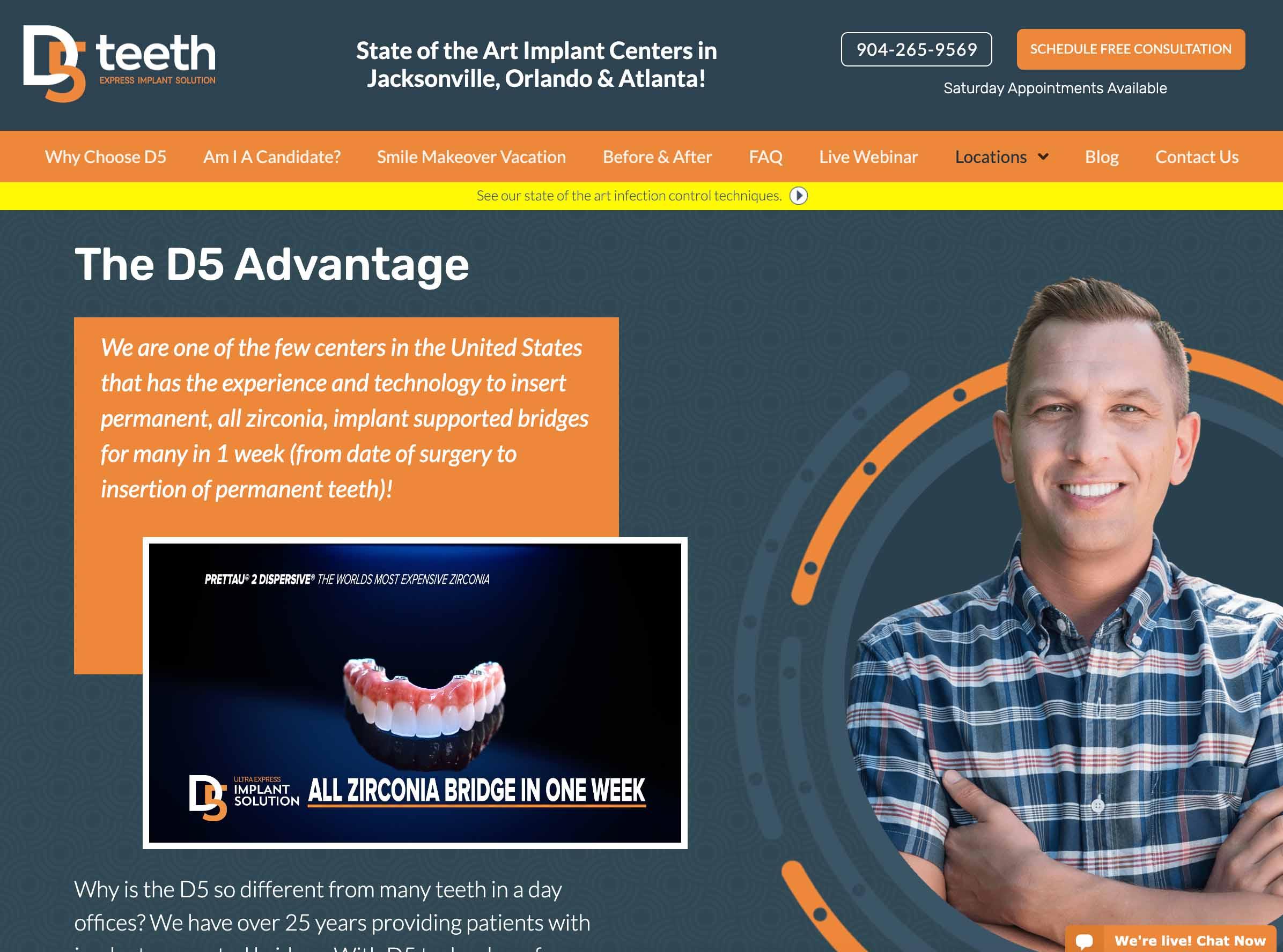D5 Teeth
